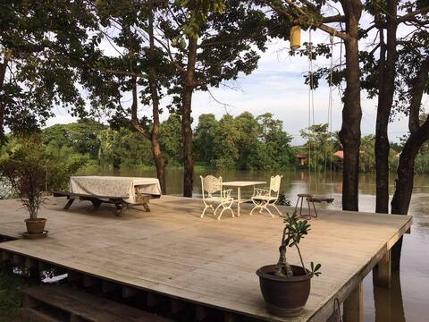 City Centre Prachinburi River House & Garden