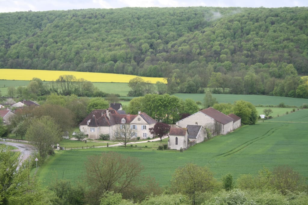 Chambres d 39 h tes au domaine rennepont en champagne for Chambre agriculture champagne ardenne