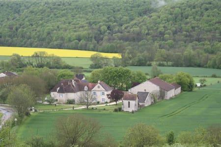 Sfeervol domein in de Champagne  - Rennepont