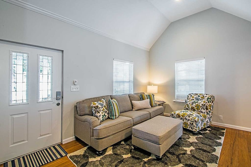 Comfortable gathering area/family room!