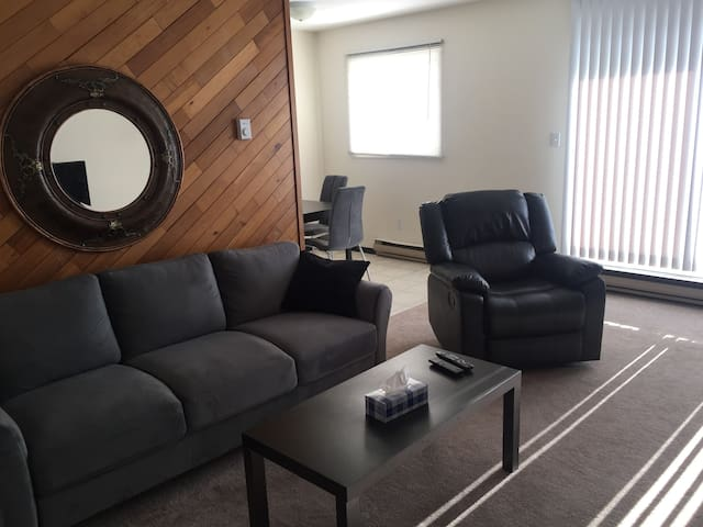 2 Bedroom Apartment in the Heart of FSJ (304 B)