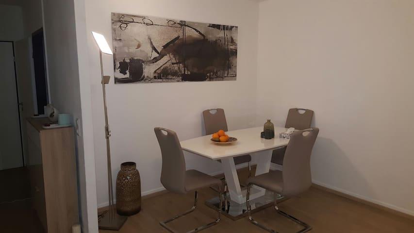 Schöne 2 Zimmerwohnung im Eschborn - Eschborn - Leilighet