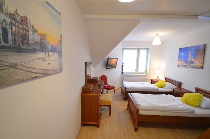 6 - between airport and city center - Gdańsk - Villa