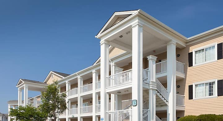 Myrtle Beach - Harbour Lights  2 BR VILLA