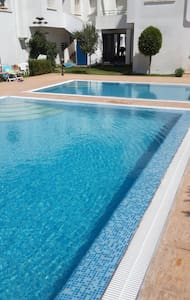Duplex Lina. Farniente, piscine et plages - Sidi Bouzid