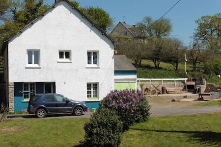 2 Bedroom riverside Gite for up to 4 people - Mérillac - Ferienunterkunft