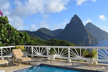 Location, Location, Location - and a lot more! - Soufriere