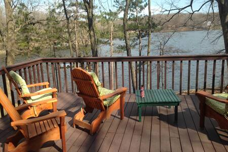 Wildwood Lake House 50 minutes to Ryder Cup 2020