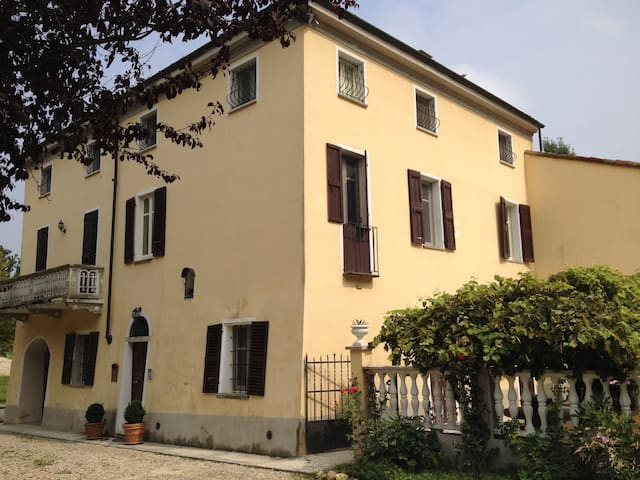 Suggestive colline del Monferrato - Cella Monte - Apartment