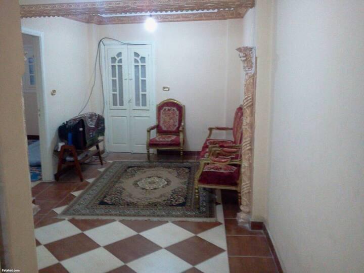single private room in north coast apartment