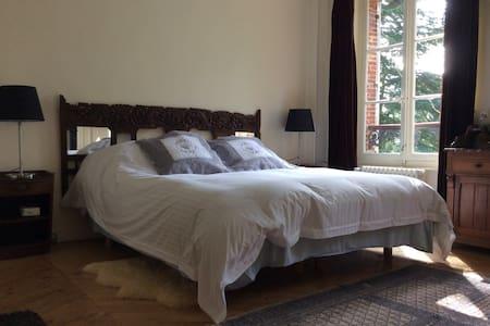 La Courangère - Suite Familiale - Boissy-lès-Perche - Bed & Breakfast