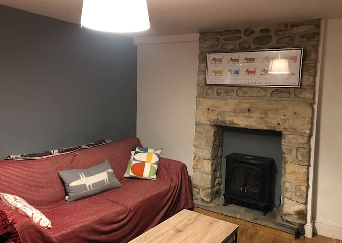Cosy flat in Cirencester