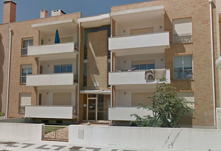 Areal Apartment, located at 400m from the beach. - Torreira - Flat