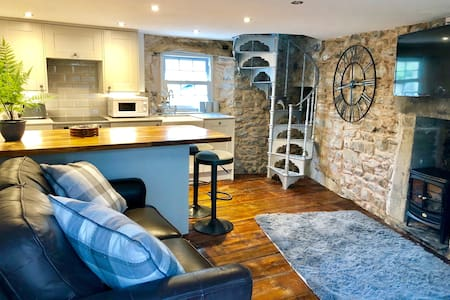 5* luxury modern cottage in Sedbergh and Howgills