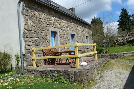 Gîte rural avec grand jardin pour 5 personnes - Telgruc-sur-Mer