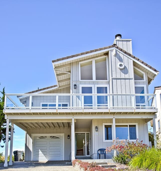 5 Star Beach House Kitchens: Houses For Rent In La Selva Beach