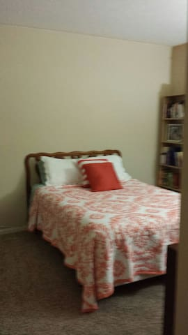 Comfortable Private room and bath - Mt Pleasant - 公寓
