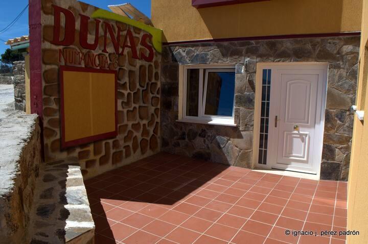 Moderna casa rural en la Sierra de Madrid