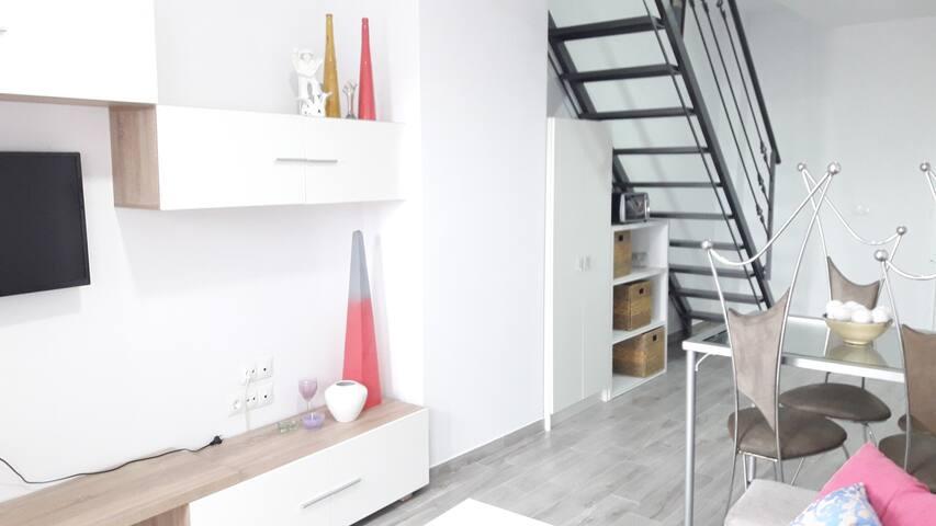 Apartamento de diseño Copacabana-Bellavista