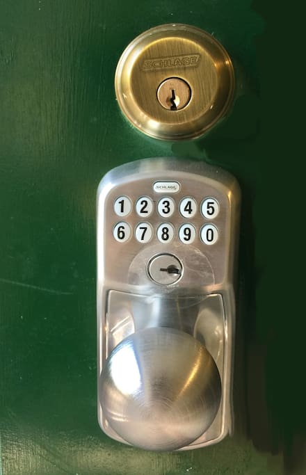 Electric Keypad for Self Check-in