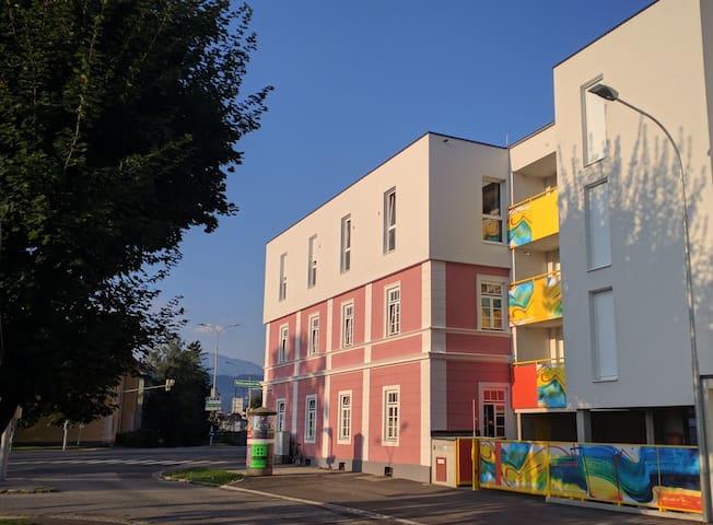 213 Prag Studio Apartment, 27m² für 1-2 Personen