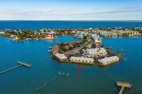 Dolphin Splash Zone Waterfront Condo