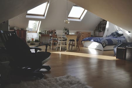 Beautiful Large Loft - London