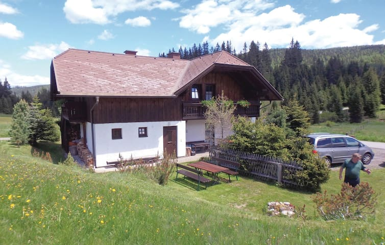Holiday apartment with 1 bedroom on 42 m² in Glödnitz