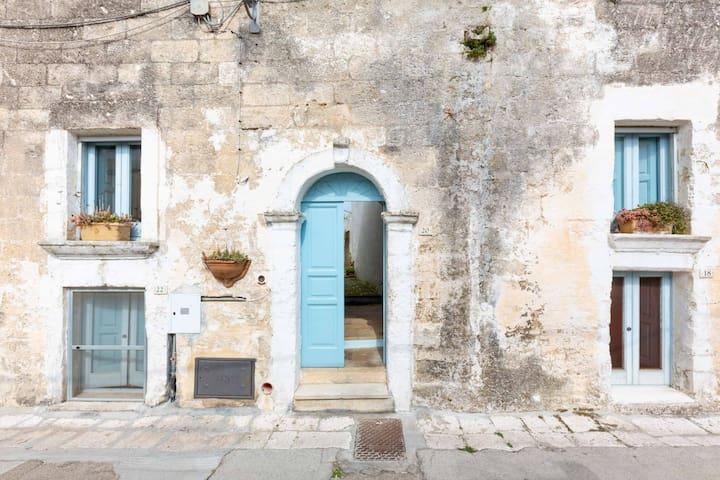 Maison rustique au cœur du village