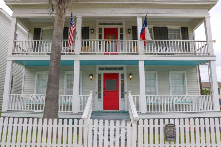 The Wilbur Cherry House #3  Near Cruise Terminal