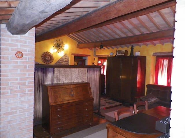 Residenza storica con locanda - Selva di Progno - Chalé