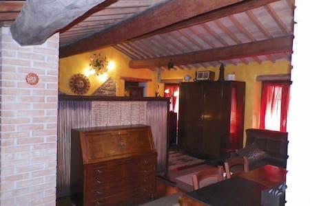 Residenza storica con locanda - Selva di Progno - Alpehytte