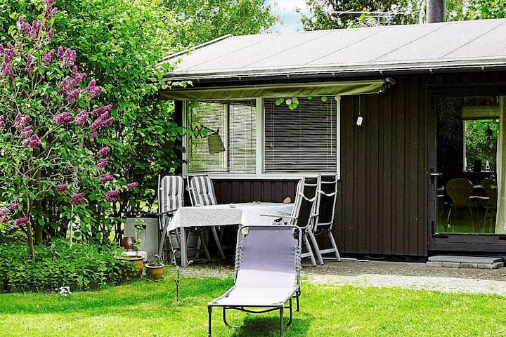 4 person holiday home in Eskebjerg
