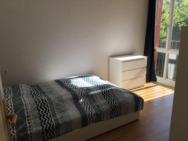 Appartement 5 personnes à 35 mn de Paris