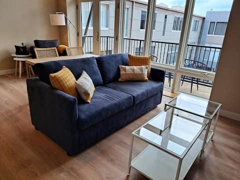 Ohio City Modern Loft Apartment