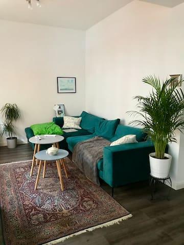 Zentrales Zimmer im Herzen von Linden/Hannover