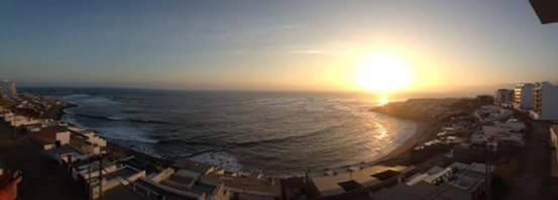 Habitaciones privadas - Playa Caballeros - Lima Province - Byt