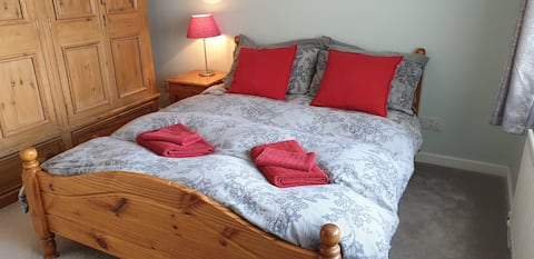 Cosy Double Room in Guisborough