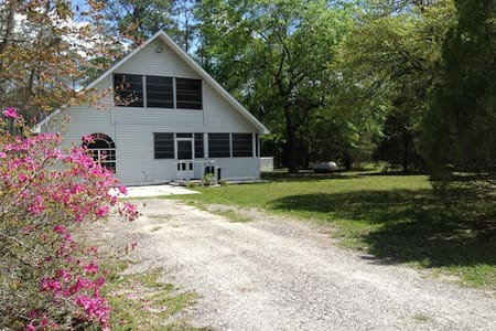 Dove Cottage - Osceola Forest Cabin - Lake City - Casa