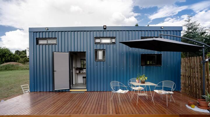 The Tiny House - 2 loft bed Tiny House Kyalami AH
