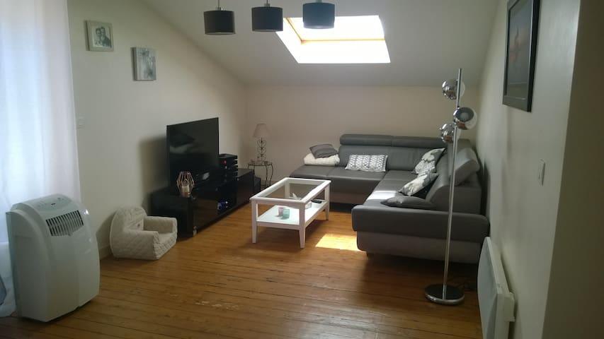 appartement calme et tout confort - Bourg-en-Bresse - Appartement