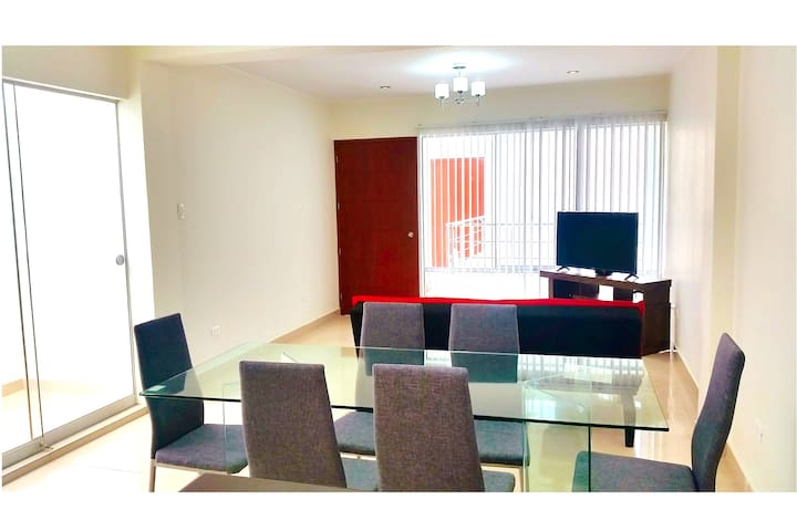 274 APART V - 3BRM/3Bed/7Pers 100m2 Urb. Luren