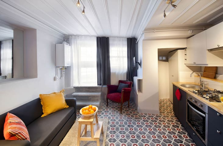 Special Price! Central Istanbul Studio Flat