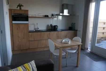Luxe 2 pers. vakantiewoning vlakbij dorp en zee - Vrouwenpolder - Casa