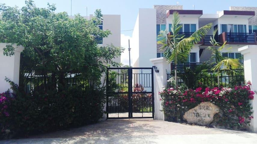 Habitación, Departamento Residencial Riviera Maya.