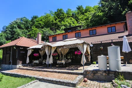 Bed&Breakfast at Family Winery on Fruška Gora