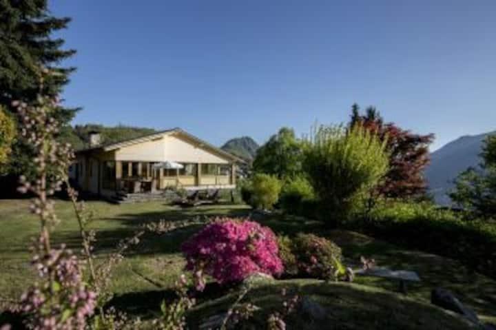 Casa Calina - Haus bis zu 22 Personen mit Seeblick