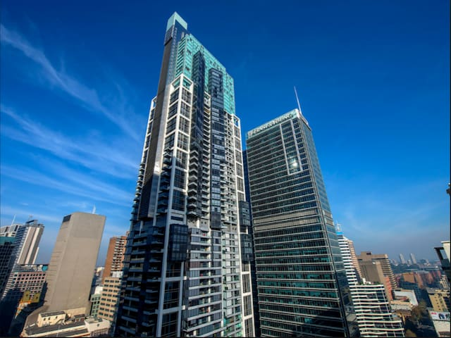 Entire luxury apartment in Sydney CBD to Yourself - Sidney - Daire