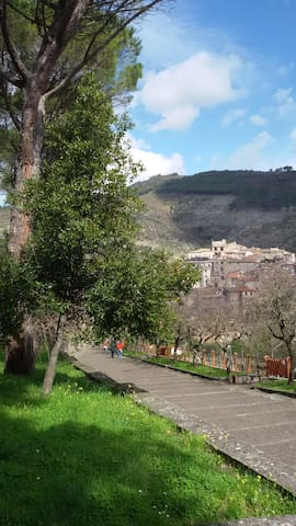 Country house, near Rome, Naples and Sperlonga sea - Lenola