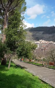 Country house, near Rome, Naples and Sperlonga sea - Lenola - Dom